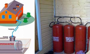 Экономичное отопление без газа частного дома