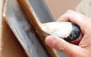 Штукатурка пенопласта своими руками: смеси, инструменты, последовательность