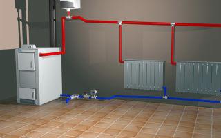 Как сделать газовое отопление в частном доме своими руками: монтаж, инструменты