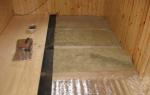Утепление деревянного пола своими руками: материалы и способы (фото и видео)