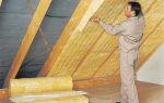 Как утеплить крышу дома своими руками: выбор материала (видео и фото)