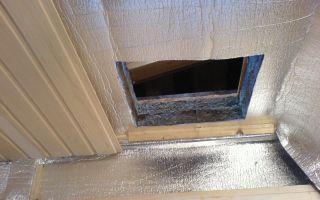 Какой нужен утеплитель для бани на потолок — совету по выбору