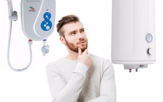 Накопительный водонагреватель: как выбрать и какой