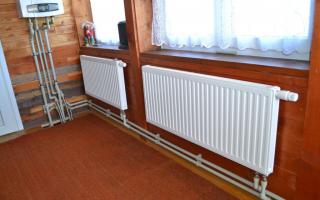 Радиаторы отопления для загородного дома: как выбрать самостоятельно