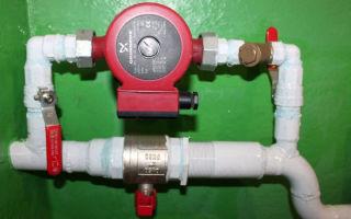 Как установить циркуляционный насос в систему отопления правильно