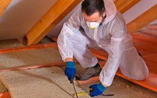 Утеплить потолок в доме: выбор материала, советы