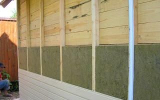 Утепление деревянного дома снаружи: инструкция (фото и видео)