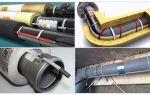 Чем утеплить канализационные трубы в земле: характеристики материалов