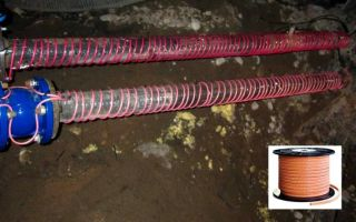 Обогрев трубопроводов: специальные кабели, утеплительные материалы