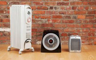 Как выбрать тепловентилятор: рекомендации