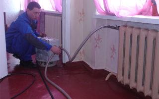 Промывка батарей отопления в домашних условиях