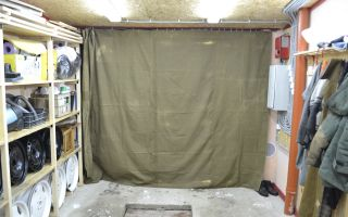 Как утеплить ворота в гараже: способы, материалы, инструменты
