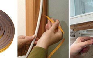 Утепление деревянных окон своими руками: способы, инструкции (видео)