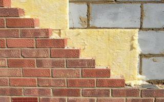 Какой утеплитель лучше для стен кирпичного дома: выбор материала