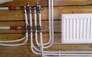 Металлопластик: отопление дома
