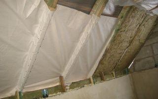 Как правильно утеплить крышу (фото и видео)